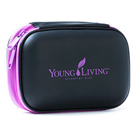 Fuchsia 10 Oil Travel Case - Essential Oils Storage Organizer