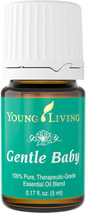 Young Living Gentle Baby Essential Oil Blend - 5ml Bottle