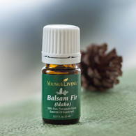 Young Living Balsam Fir (Idaho) Essential Oil Blend - 5ml Bottle