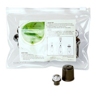 AromaGlide Roller Fitments by Young Living - Set of 10