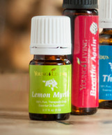Lemon Myrtle 5 ml Essential Oil Blend - Young Living Cleaning Cleansing Oil