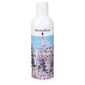 Dragon Time Bath & Shower Gel with Essential Oils by Young Living - 8 oz.