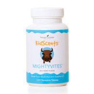 MightyVites KidScents Chewable Daily Whole Food Multi-Nutrient Vitamins Tablets by Young Living
