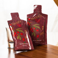 NingXia Red 2 oz Travel Pack Singles by Young Living, Wolfberry Energy Drink