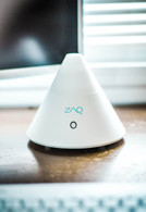 ZAQ Noor Multi Color Litemist Aromatherapy Essential Oil Diffuser 80 ml by Zaq