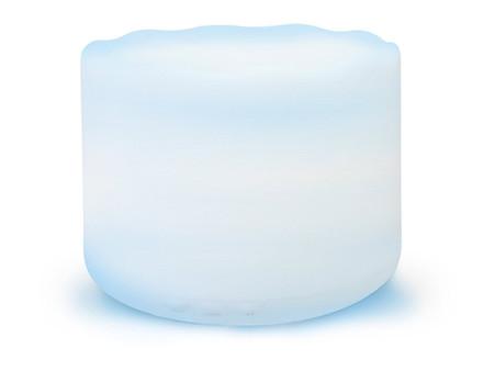 ZAQ Lotus Litemist Aromatherapy Essential Oil Diffuser Humidifier, Multi Color LED, 500 ml