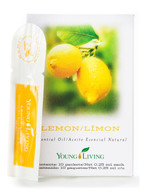 Lemon Essential Oil 0.25 ml Sample 10 Pack - Young Living