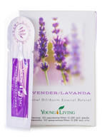 Lavender Essential Oil 0.25 ml Sample 10 Pack - Young Living