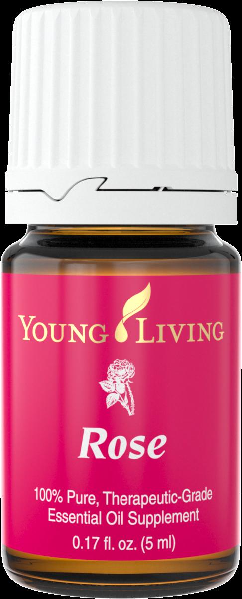 Rose Rosa Damascena 100 Pure Therapeutic Grade Essential Oil 5 Ml