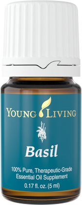 Basil Essential Oil 5ml Bottle - Young Living