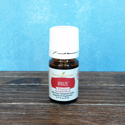 DiGize Di-Gize Vitality 5ml Bottle - Young Living 100% Pure Therapeutic Grade Essential Oil Supplement