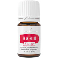 Grapefruit Vitality 5 ml Essential Oil - Young Living