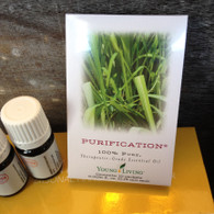 Purification Essential Oil 0.25 ml Sample 10 Pack- Young Living