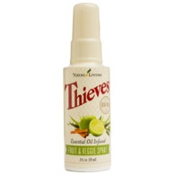 Thieves Fruit & Veggie Spray - 2 oz - Young Living Essential Oil