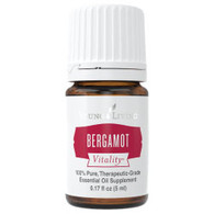 Bergamot Vitality Essential Oil 5ml - Young Living, Dietary