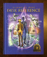 Essential Oils Desk Reference Special 1st Edition 2016 NEW Hard Cover EODR LSP by Gary Young is a Limited Edition Private Collection from Life Science Publishing Front Cover