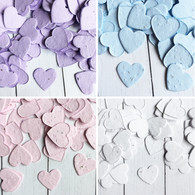 Heart Shaped Plantable Confetti