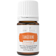 Tangerine Vitality Essential Oil 5 ml Bottle - Young Living