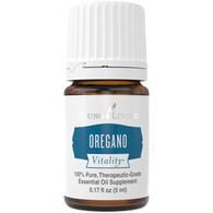Oregano Vitality Essential Oil 5 ml Bottle - Young Living