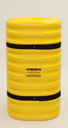 "12"" Column Protector, Yellow"