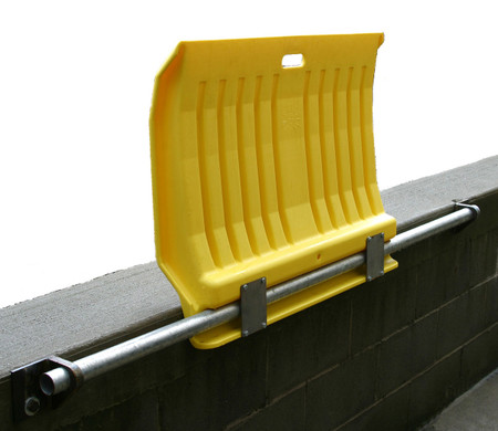 Eagle Fixed Poly Dock Plate For Hand Trucks Ensafeco Llc