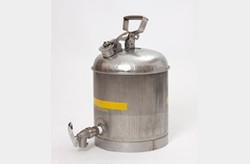 EAGLE Stainless w/SS ECO Faucet w/Teflon Gasket