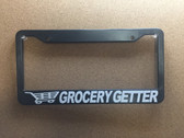 Grocery Getter PLATE