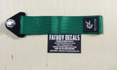 Green Tow Strap
