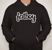 Fatboy Hoodie with White