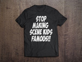 Stop making scene kids famous