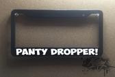 Panty Dropper Plate