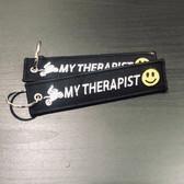 My therapist Keytag