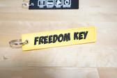 Freedom Key Keytag