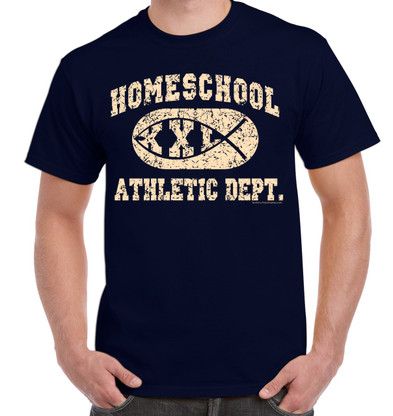 Black - Homeschool Athletic Dept.