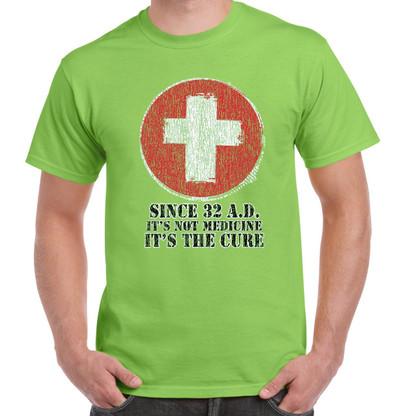 Lime - Since 32 A.D. It's not medicine it's the cure.