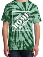 Green Tie-Dye - Thee Homeschool