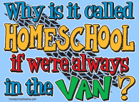 Why is it called Homeschool? (V-Neck)