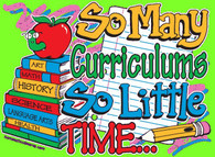 So Many Curriculums So Little Time Shirt