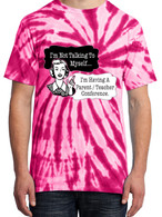 Pink Tie-Dye - Parent-Teacher Conference