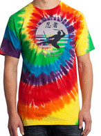 Rainbow Tie-Dye - Homeschooler by Day, Ninja by Night