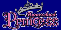 Homeschool Princess Crown (Sweatshirt)