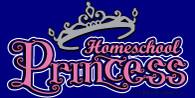 Homeschool Princess Crown (Sweatshirt)