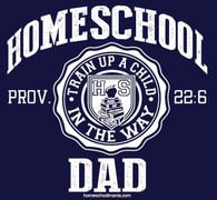 Homeschool Dad (Hooded Sweatshirt)