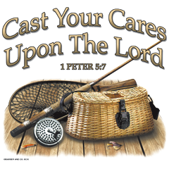 Cast Your Cares Upon the Lord Shirt