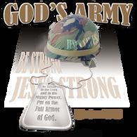 God's Army (Standard)