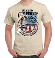 Sand - Gun Permit