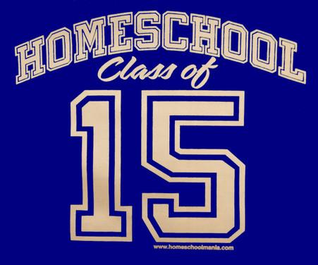 Homeschool Class of 2015