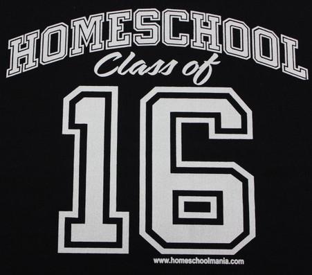 Homeschool Class of 2016