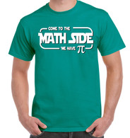 Come to the Math Side, We have Pi - Jade Dome