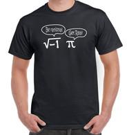 "Black - ""Be Rational_Get Real"" Shirt"